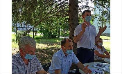 Публичные слушания в период COVID-19 в Бердске проводятся на открытой площадке