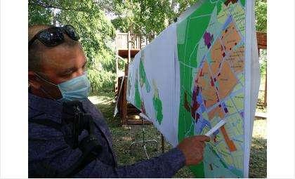 В период пандемии публичные слушания в Бердске проводят на открытой площадке