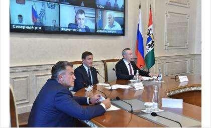 Расширенное заседание оргкомитета «Победа» прошло в режиме видеоконференции