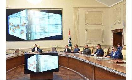 Андрей Травников отметил: область должна подняться в рейтинге еще выше