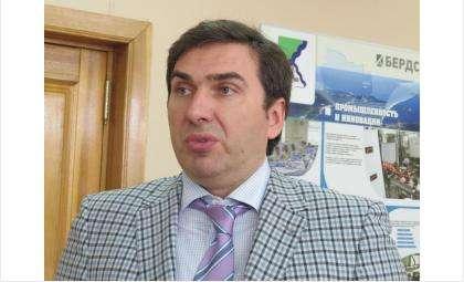 Константин Хальзов, министр здравоохранения Новосибирской области