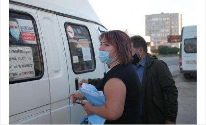 Соблюдение масочного режима в общественном транспорте проверили в Бердске