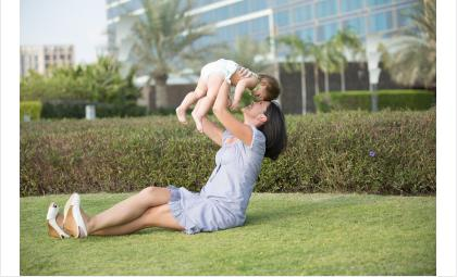 Государство помогает семьям с детьми