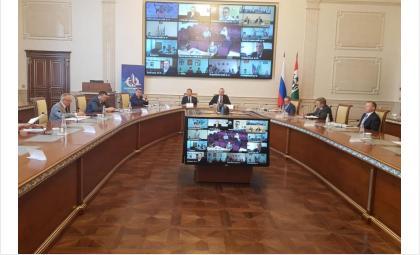 Одной из ключевых тем оргкомитета стало присвоение Новосибирску почетного звания