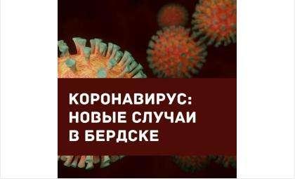 За сутки +6 новых больных COVID-19 в Бердске. Всего 190 заразившихся