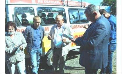 Николай Мочалин выразил возмущение отсутствием комплексности в выполнении дорожных работ
