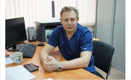 Приём ведёт хирург высшей категории, действительный член Российского общества хирургов Лейкехман Вячеслав Юрьевич