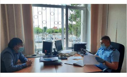 Роман Сивак принял семерых граждан на выездном приёме