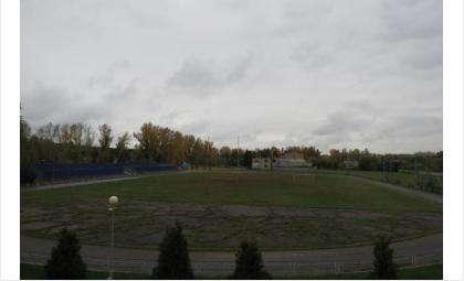Скоро на этом месте появится новый современный стадион