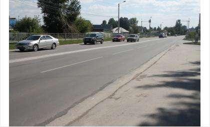 В Бердске ремонт дорог идет в соответствии с объемом финансирования