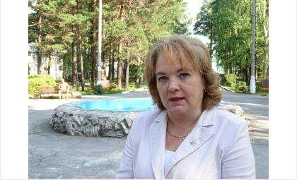 Замминистра труда и соцразвития Новосибирской области Лада Шалыгина