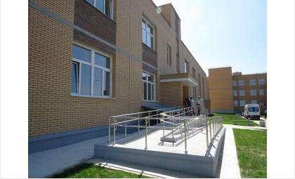 В Бердске с 1 сентября заработает ещё и новая школа в Южном