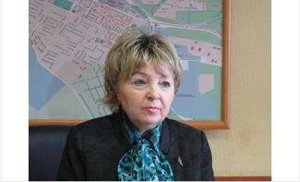 Уполномоченный по правам человека в Новосибирской области Нина Шалабаева