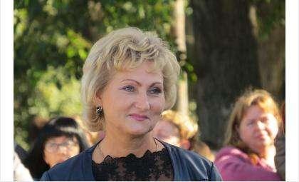 Директор школы №8 Наталья Краморова