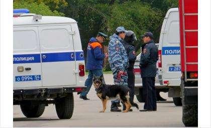 Сообщения о минировании поступили в Новосибирске и в Бердске