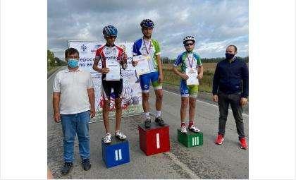 Пробили себе дорогу в сборную Новосибирской области велогонщики из Бердска