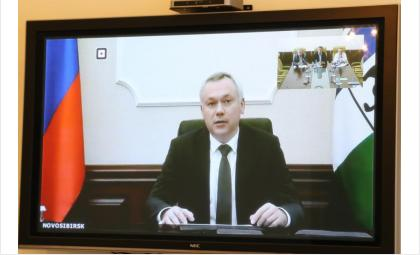 Личный прием губернатора в режиме видеоконференции и с участием депутатов – это первый опыт