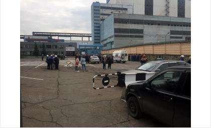 Проведена эвакуация персонала ТЭЦ в Новосибирске