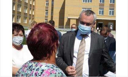 Андрей Травников посещал Бердск в августе