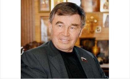 Депутат Валерий Червов
