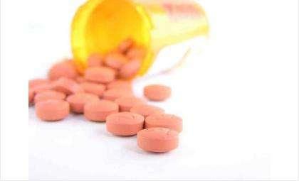 В упаковке 40 таблеток по 200 миллиграммов
