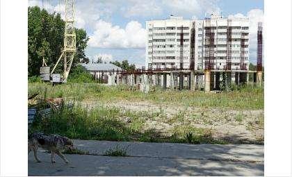 Дом обманутых дольщиков в Бердске на ул. К. Маркса, 57/1