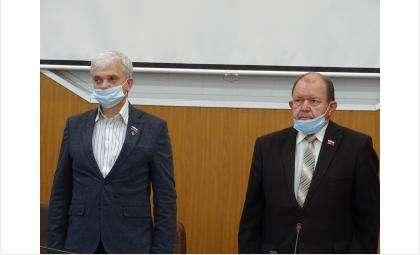 Владимир Голубев и Валерий Бадьин