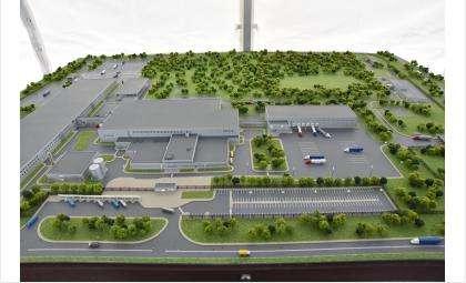 Мощность нового предприятия – более 60 тыс. тонн в год