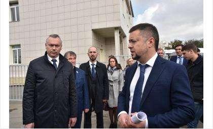 Самой крупной из всех семи поликлиник будет поликлиника в Ленинском районе