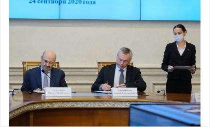 Стороны договорились развивать сотрудничество в реализации национальных и региональных проектов