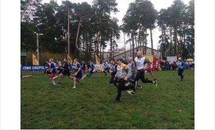 """521 человек бежали в """"Кроссе Нации-2020"""" в Бердске"""