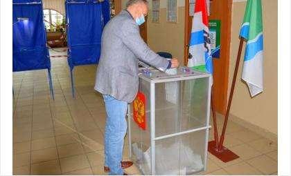 Первый вице-спикер Законодательного Собрания Новосибирской области Андрей Панфёров