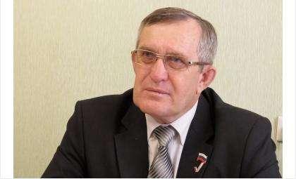 Николай Федорович Сычев, депутат горсовета Бердска