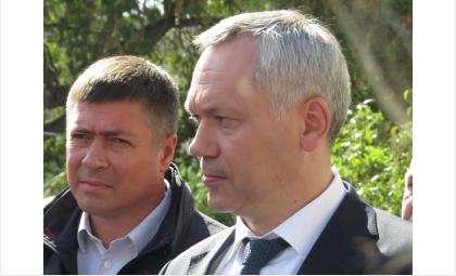 Андрей Травников посетил Бердск