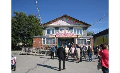 Главный культурный центр посёлка закрыт