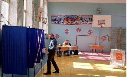 Работающие бердчане наиболее активны в первый день выборов в Бердске