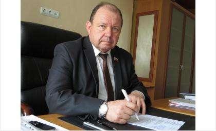 Валерий Бадьин представляет свою предвыборную программу