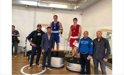 Ивановский Даниил - серебряный призер турнира по боксу