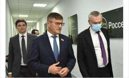 Олег Подойма принял участие в мероприятии, посвященном старту федерального образовательного проекта