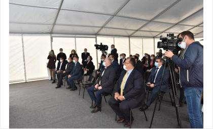 С запуском нового завода в регионе будет дополнительно создано около 900 рабочих мест