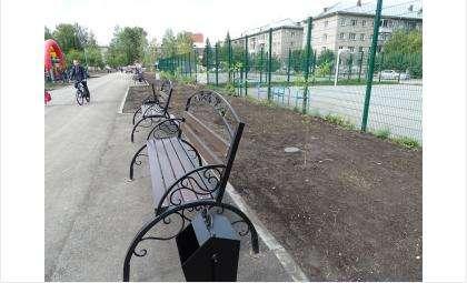 Уже сейчас можно заметить, как изменился парк