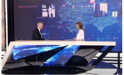 Губернатор в прямом эфире «ВЕСТИ LIVE» дал оценку ситуации с распространением коронавируса