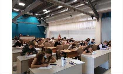 Тотальный диктант-2020 в Бердске в формате офлайн написали 25 человек