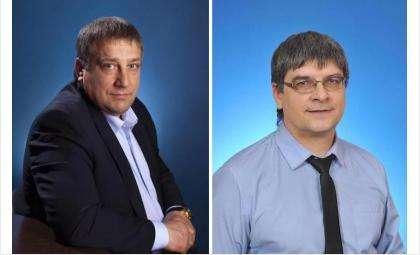 Андрей Никулин и Виктор Мысак