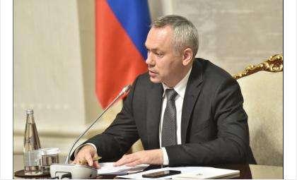 Губернатор обозначил основные направления борьбы с распространением коронавирусной инфекции