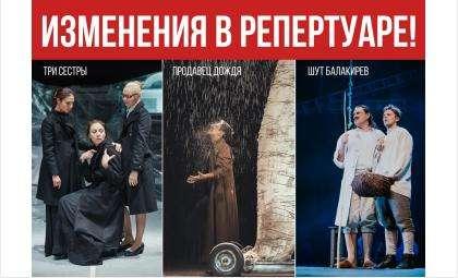 На 2 недели из-за COVID-19 приостановил спектакли новосибирский театр «Красный факел»