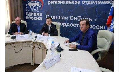 Депутаты Иван Мороз и Дмитрий Козловский приняли участие в заседании