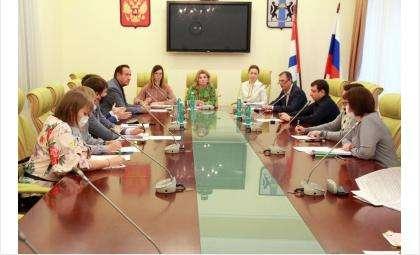 Рабочая группа комитета Заксобрания по бюджетной, финансово-экономической политике и собственности