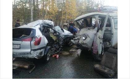 В лобовом ДТП с УАЗом в Коченевском районе погиб 36-летний водитель «Тойоты»