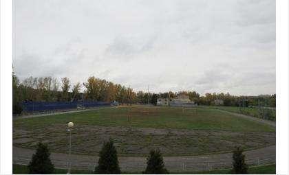 Так стадион выглядел до реконструкции
